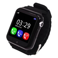 Умные часы Smart Kid Watch V7K GPS+ Black