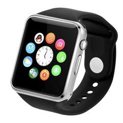 Умные часы Smart Watch A1 Silver
